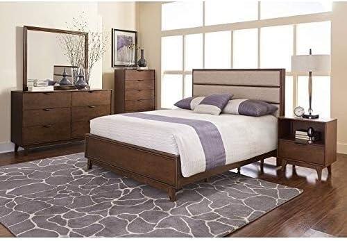 Progressive Furniture Mid-Mod Nightstand