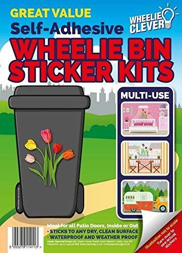 Tulip bin stickers