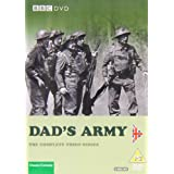 Dad'S Army - The Complete Third Series - Import Zone 2 UK