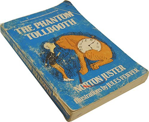 The Phantom Tollbooth by Norton Juster (1972-09-12)