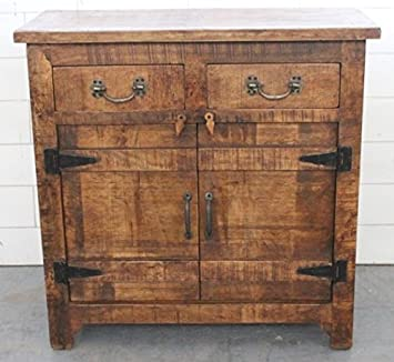 Merveilleux Bengal Manor Mango Wood Cabinet
