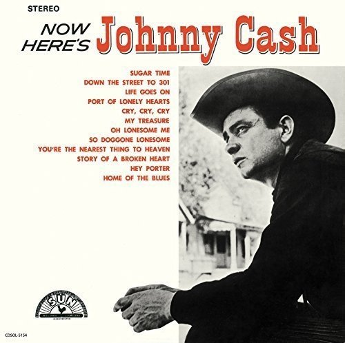 Now Here's Johnny Cash - 4 Now Cash