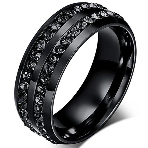 18 Ct Gold Wedding Rings - 8
