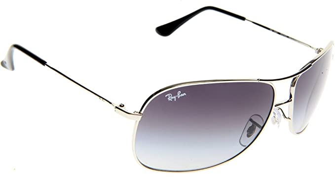 134caabdfd Amazon.com  RAY BAN SUNGLASSES RB3267 003 8G 3267 SILVER  Shoes