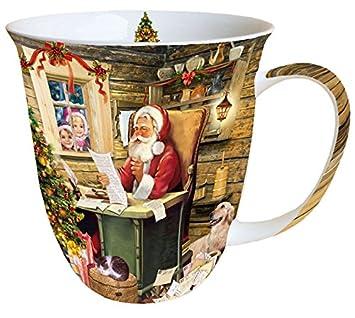 4l Café Thé Tasse À Ambiente Mail Env0 Mug Santa's UzjSpGqMVL