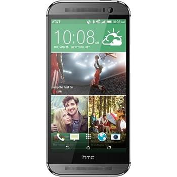 HTC One M8, Gunmetal Grey 32GB (AT&T)