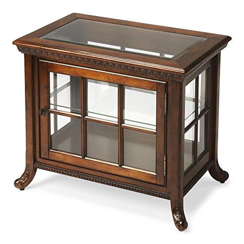 WOYBR 339024 Side Chair Curio (Curio Table)