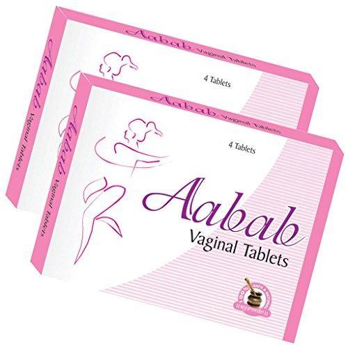 Чрезмерное Белый влагалища, бели 24 Таблетки Aabab таблетки для женщин
