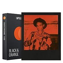 Impossible Project 9120066086273 600 Duochrome Polaroid Film, Black/Orange (4607)