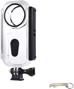 Insta 360 oficial bajo el agua//Buceo caso para Cámara insta 360 One X