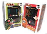 Centipede and QBert Arcade Classics 2 Mini Video Games