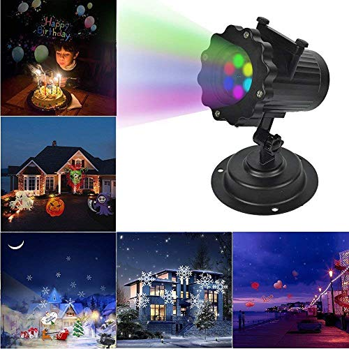 Led Snowman Outdoor Lights Figures in US - 9