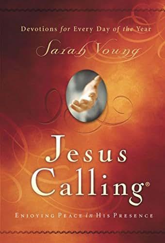 Jesus Calling: Enjoying Peace in His Presence (Jesus Calling®)