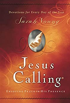 Jesus Calling: Enjoying Peace in His Presence (Jesus Calling®) by [Young, Sarah]
