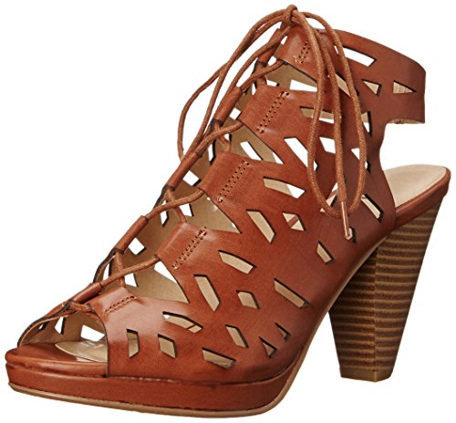 CL by Chinese Laundry Women's Whizz Dress Sandal, Rich Brown Burnished,  8.5 M US