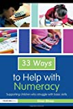 33 Ways to Help with Numeracy, Brian Sharp, 0415468965