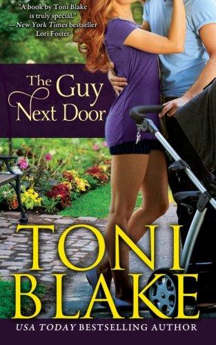 book cover of The Guy Next Door