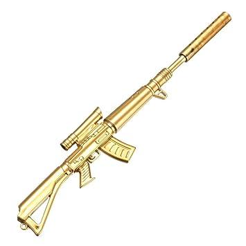 2 Pcs Gewehr Gun Gelschreiber Gelkugelschreiber Gel Stifte/_Kugelschreiber