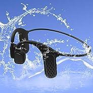 LVOD Fones de ouvido de condução óssea Fone de ouvido Bluetooth Fone de ouvido sem fio TWS Sport Fones de ouvi