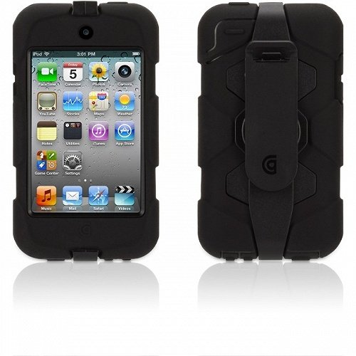 Griffin Survivor Skin For iPod Touch (4th Gen.) Griffin Technology GB02693-2