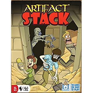 R&R Games Artifact Stack Board Games