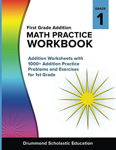 Amazon.com: 1st Grade Math Practice Workbook: 1000+ Addition ...