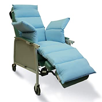 Amazon.com: geri-chair Confort Cojín para asiento (Color ...
