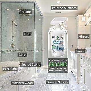 Greenerways Organic All-Purpose Cleaner - bathroom surfaces