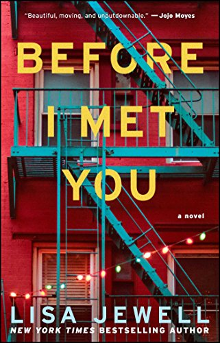 Book cover from Before I Met You: A Novel by Lisa Jewell