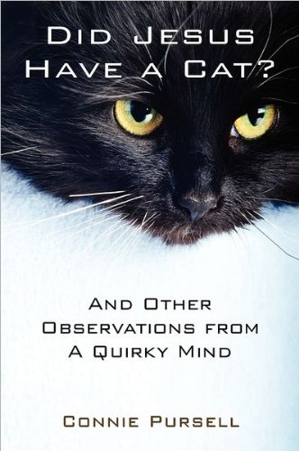 Read Online Did Jesus Have a Cat?: And Other Observations from a Quirky Mind PDF