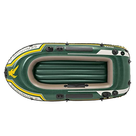 Zengqhui Kayaks Bote de Pesca Inflable for Dos Personas 2 ...