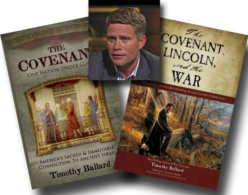 The Covenant - (2 Volume Set) V1 The Founding; V2 Lincoln and the War (The Covenant) by Timothy Ballard (2012-05-03)