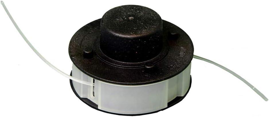 IKRA 13005001 Bobina de Repuesto de Hilo Nylon (DA) para cortabordes IGT 350 & 600, etc