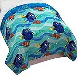 Disney/Pixar Finding Dory Splashy Twin Reversible Comforter, 64'' x 86''