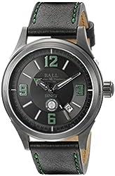 Ball Men's NM3098C-L3JBKGR Analog Display Swiss Automatic Black Watch