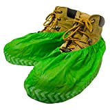 ShuBee Bright Green Original Shoe Covers - 50 pair