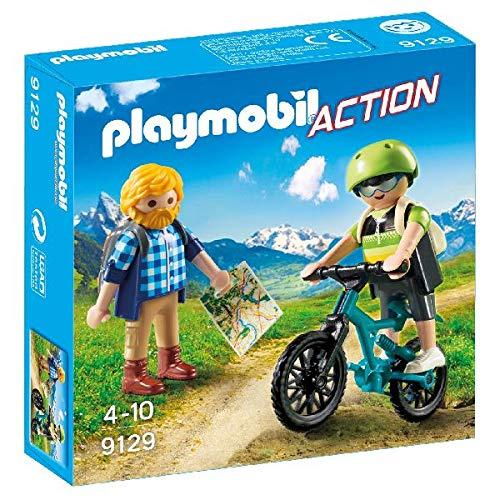 - PLAYMOBIL 9129 Mountain Sportsmen