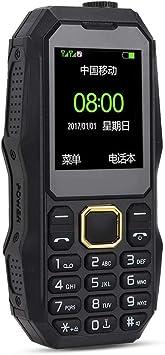 Kafuty U002 Teléfono móvil para Personas Mayores al Aire Libre con ...