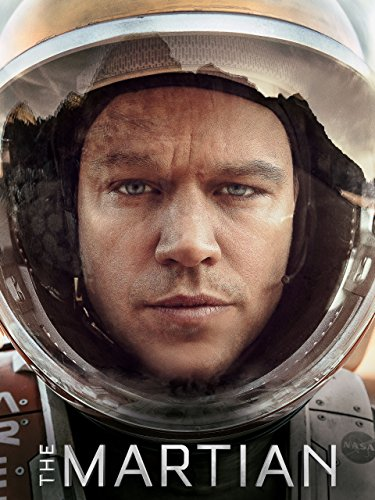 The Martian (Best Director Winner For Reds)