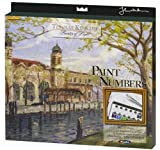 : Thomas Kinkade - Paint By Number Asst. by Mega Brands