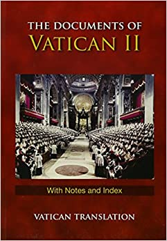 documents of vatican ii vatican translation vatican With vatican ii documents amazon