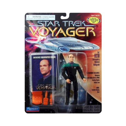 (Star Trek Voyager - The Doctor - Emergency Medical Hologram)