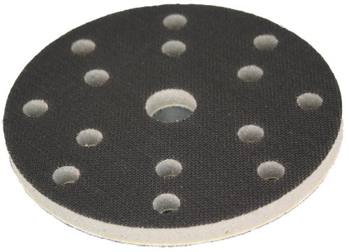 Sanding pad Hook and Loop disc DFS Cushion Pad Interface soft for Backing Pad /Ø 6 150mm 8+6+1 15 holes