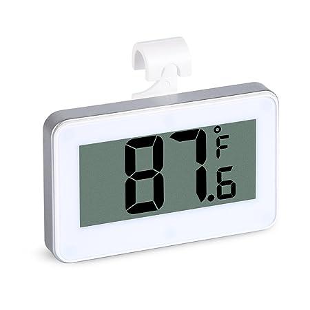 Frigorífico termómetro digital magnético resistente al agua ...