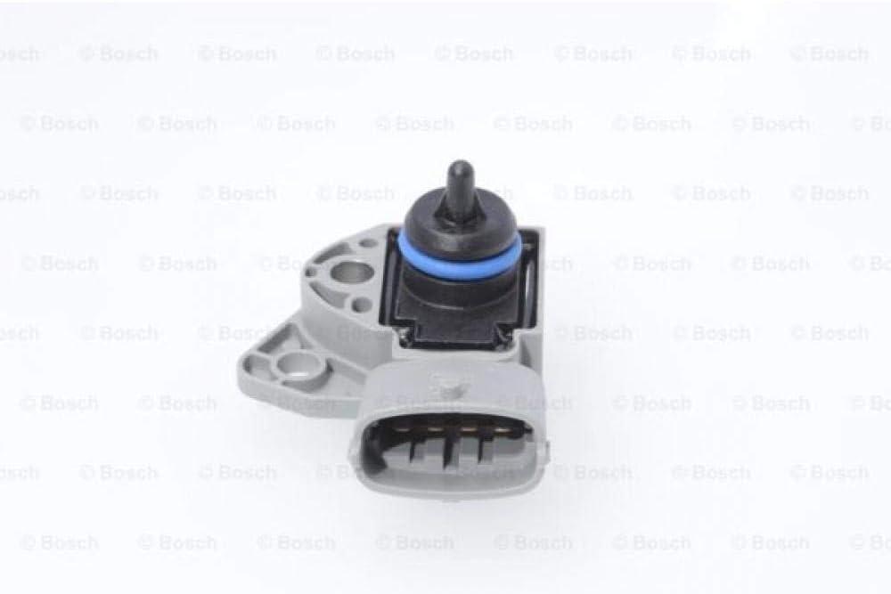 on Fuel Rail Fuel Pressure Sensor
