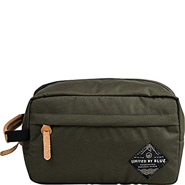 United by Blue Crest Travel Case (Olive)
