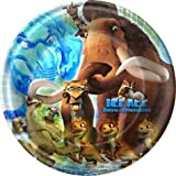 Ice Age Lunch Plates 8ct