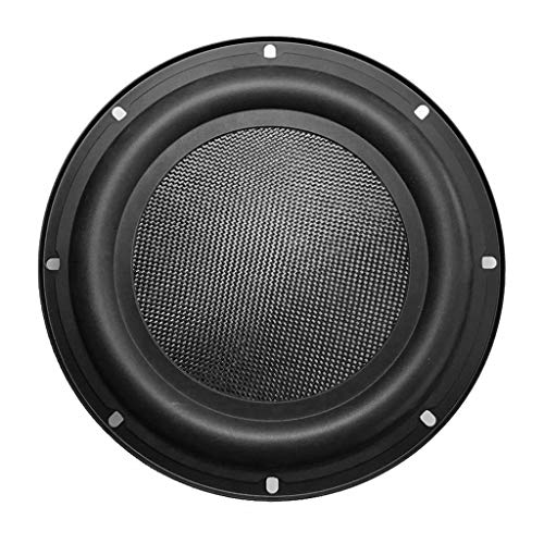 - Audio Speaker Passive Radiator 8 Inch Diaphragm Bass Radiators Subwoofer Repair Parts Accessories