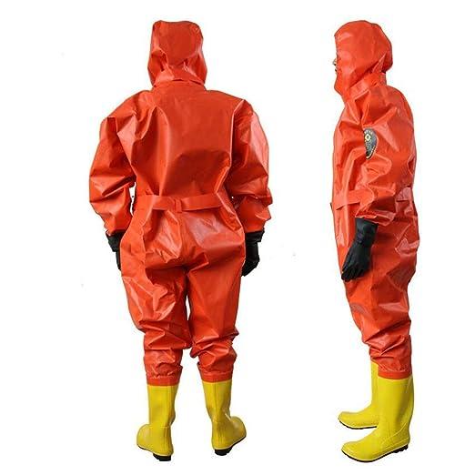 gz Ropa de protección química dedicada Ropa de protección ...