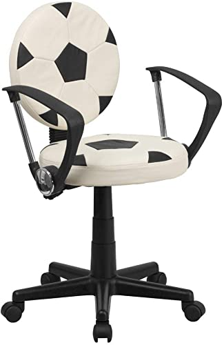 soccer fanatic chair for the desk
